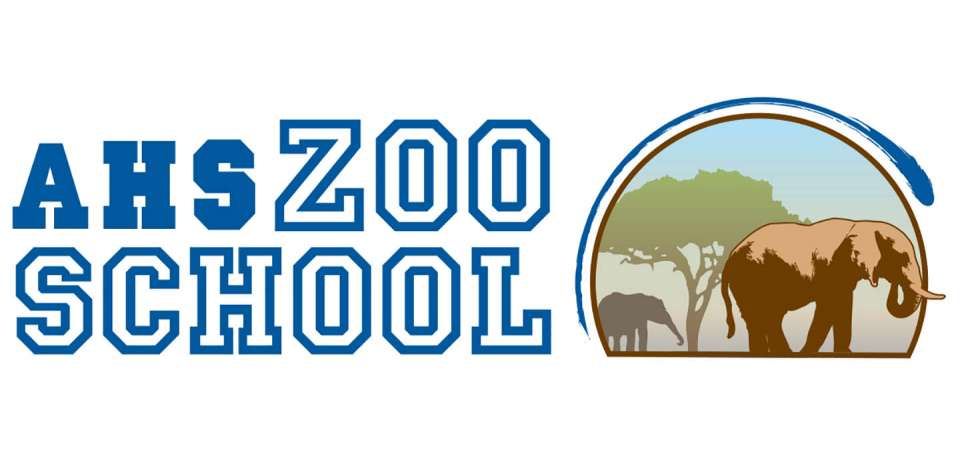 Logo for Asheboro High School Zoo School
