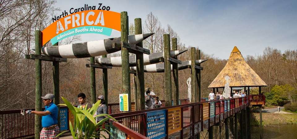 Zoo Guidelines | North Carolina Zoo