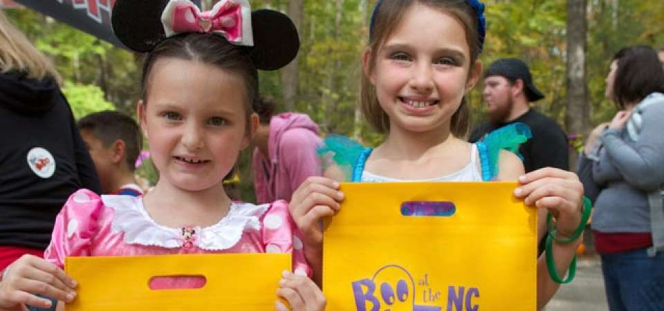 Boo at the Zoo goodie bags