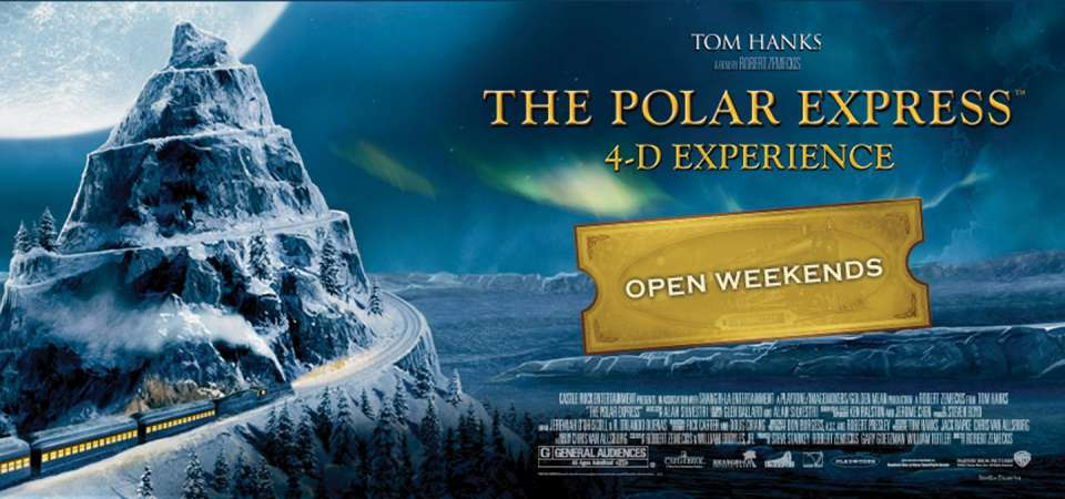 The Polar Express 4D Experience