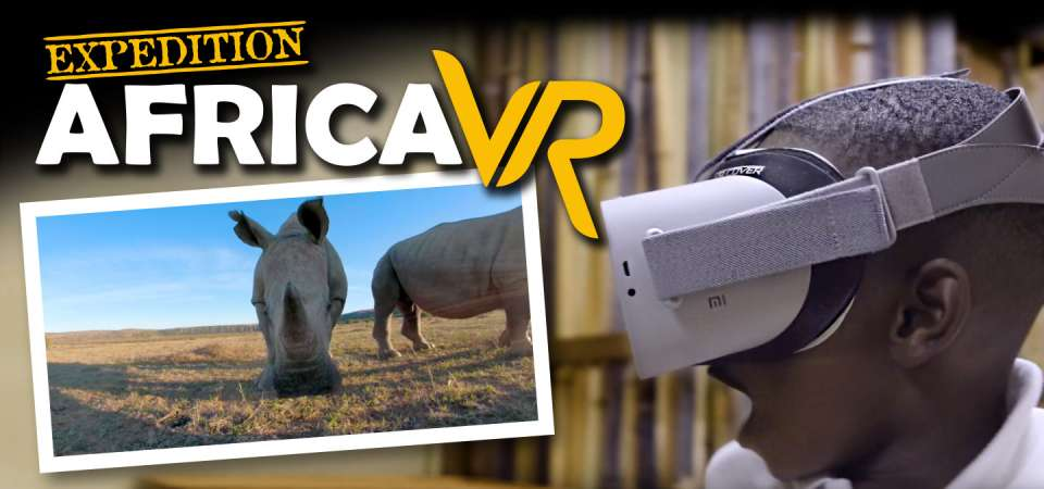 North Carolina Zoo now offers a Virtual Reality experience!