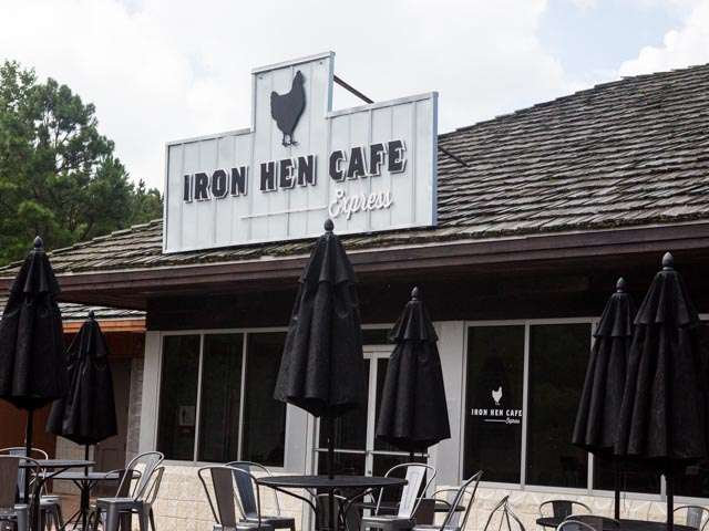 Iron Hen Cafe Express