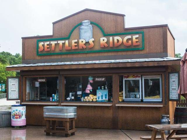 Settlers Ridge snack bar
