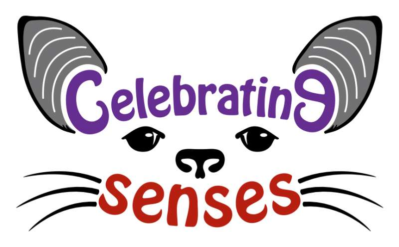North Carolina Zoo: Celebrating Senses logo