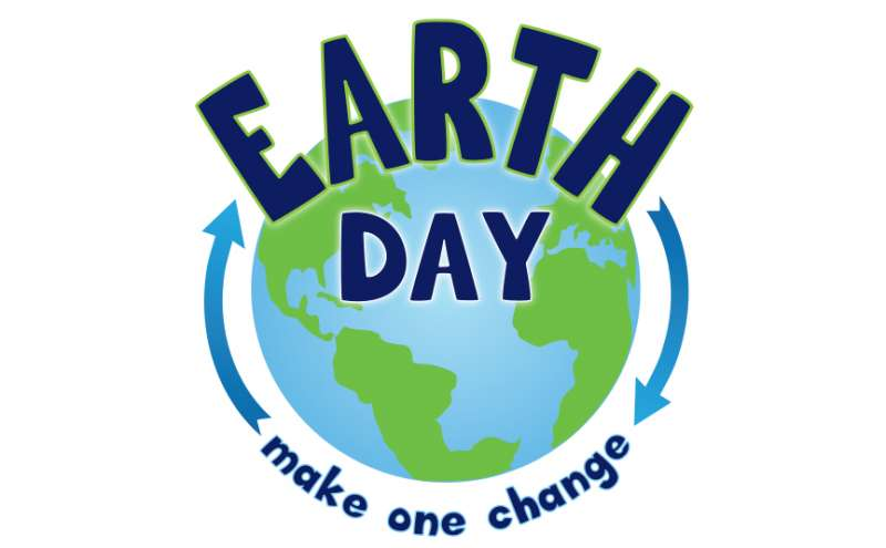 North Carolina Zoo: Earth Day Logo